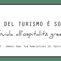 Workshop Sustainable Tourism Firenze