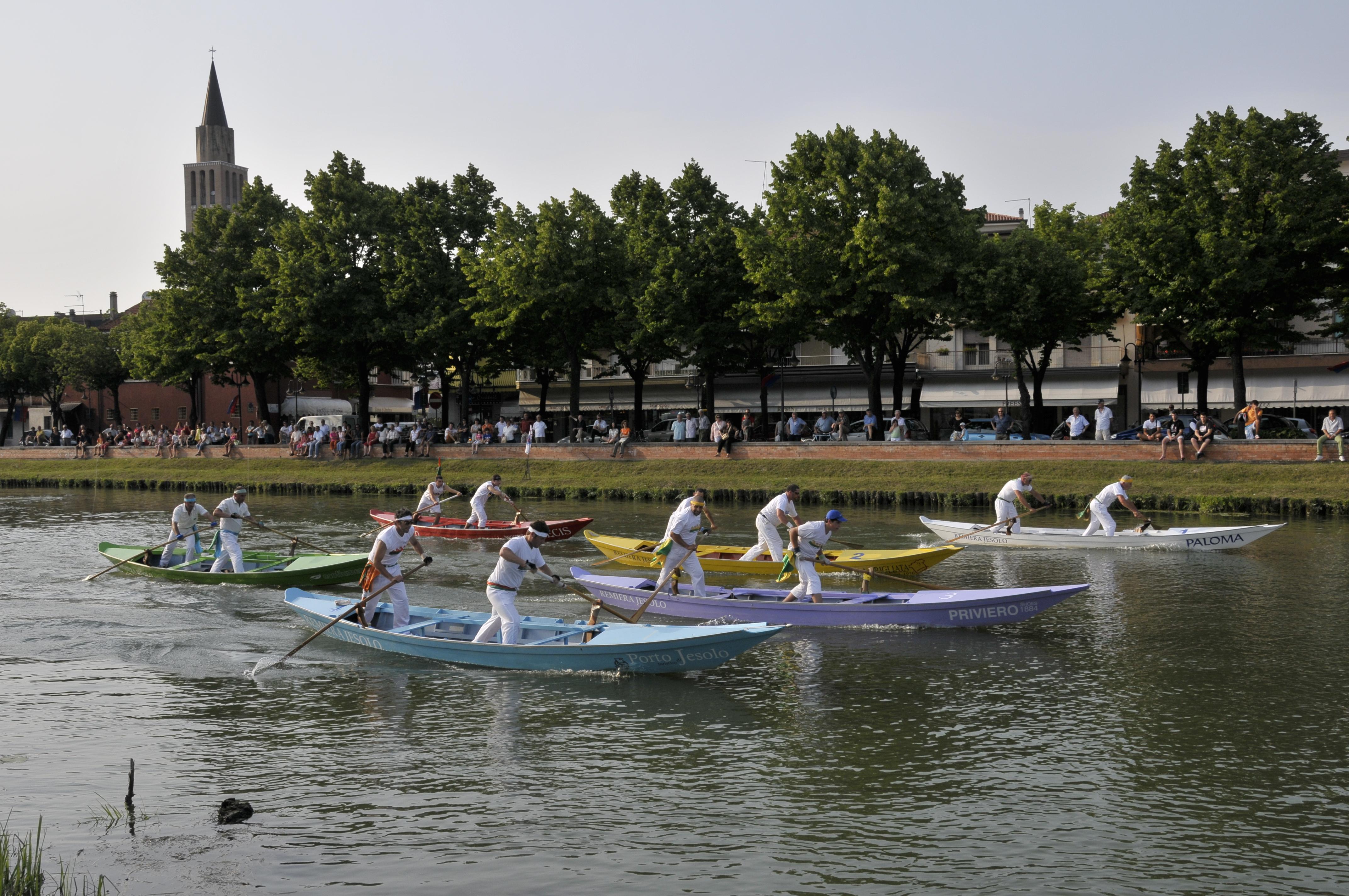 Ufficio Per Il Turismo Jesolo : Venezia e la sua laguna u percorso verde jesolo