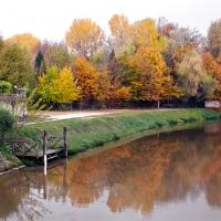 Vie-Acqua4_Paolo-Berati_Pontile-in-legno-sul-Naviglio-Brenta-Wooden-wharf-on-the-Brenta-waterway