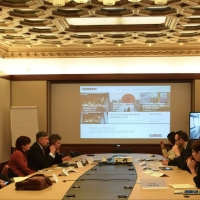Western Silk Road Focus Group