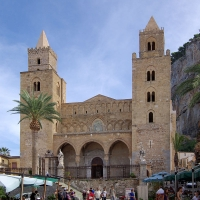 Arab-Norman path in Palermo, Cefalù and Monreale
