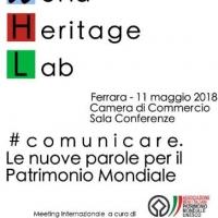 Locandina dell'evento di Ferrara