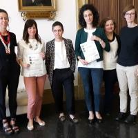 Le organizzatrici di Ferrara